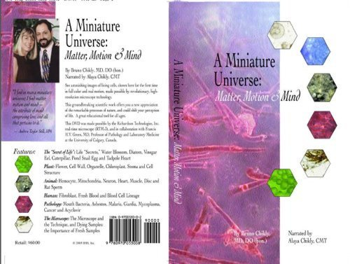Download A Miniature Universe: Matter, Motion & Mind by B. Chikly, MD, DO - DVD (A Miniature Universe: Matter, Motion & Mind - DVD) (A Miniature Universe: Matter, Motion & Mind - DVD) pdf epub