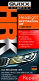 Quixx 00084-US Headlight Restoration Kit and Sealer