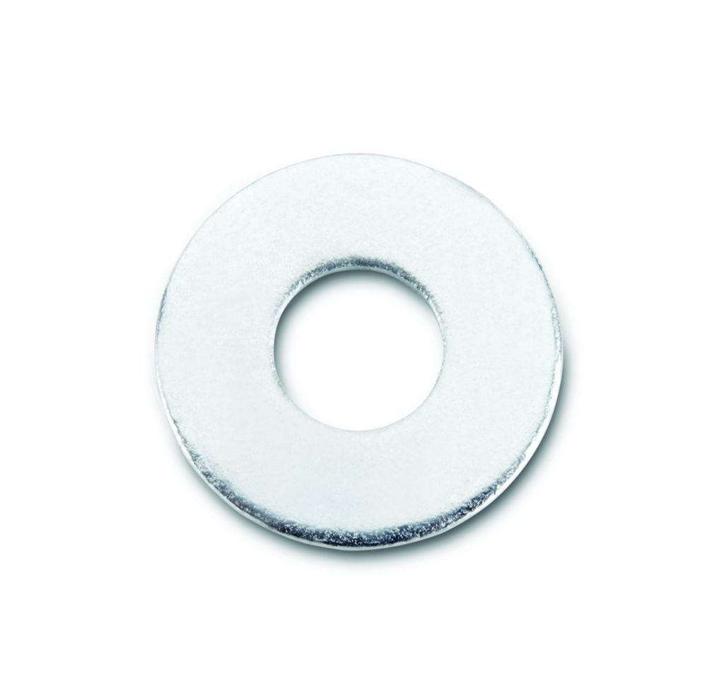Powers Fastening Innovations 042004J-PWR Powers 3//8-Inch Pack Flat Washer USS Zinc 100 pieces Per Jar Powers Fasteners
