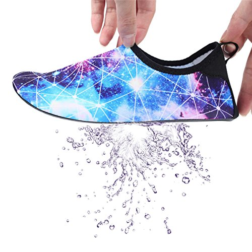 Swim Surf Mens Dot Shoes Socks Water Beach for Sport Barerun Sky Outdoor Yoga Aqua Womens qwxC5t6zv