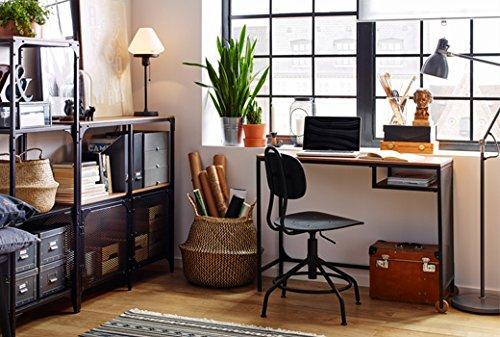Amazon.com : ikea fjÄllbo laptop table black : office products