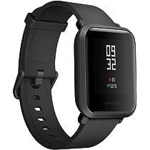 Amazfit Bip Smartwatch reloj inteligente Bluetooth con GPS Monitor de ritmo cardíaco en tiempo real Resistente al agua Sports Fitness Tracker Soporte ...