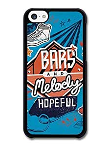 AMAF ? Accessories Bars and Melody Hopeful Album Cover Collage case for iPhone 5C