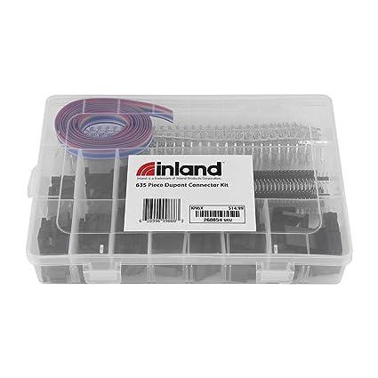 Conector de cable de Cavalier cajas de broche de Cavalier, cable plano, en-