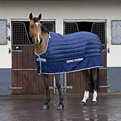 Bucas Select Quilted Stable Blanket 300g 72