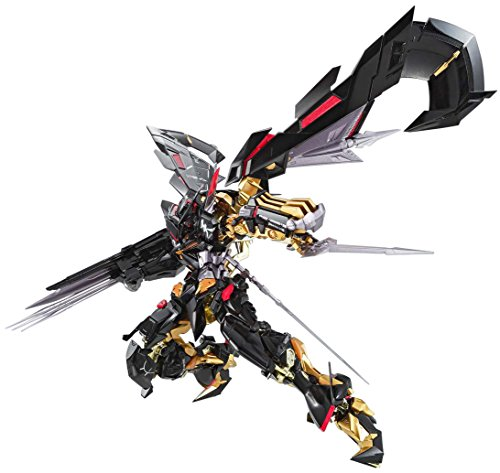 Metal build Mobile Suit Gundam SEED DESTINY ASTRAY Gundam Astray Gold frame heaven Mina - sky declarations - about 190mm ABS...