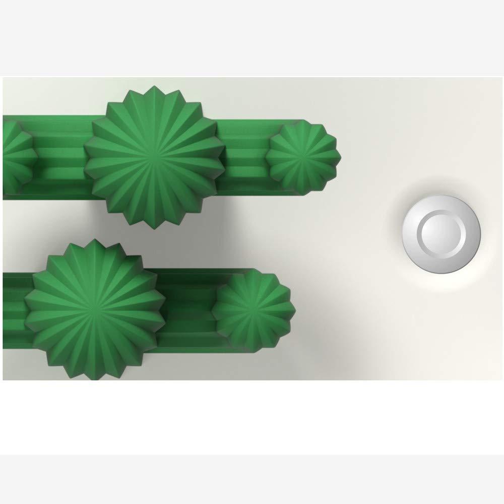 Cactus Ultraschall Usb-Luftbefeuchter Tragbare Aroma-/äTherisches /ÖL-Diffusor F/üR Baby Schlafzimmer Auto Office Yoga Spa Hotel Raum Usw