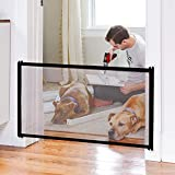 Bseen Magic Gate Portable Folding Safe Guard Install Anywhere Pet Safety Enclosure Keep Distance for Your Pets from Kitchen and Outdoor