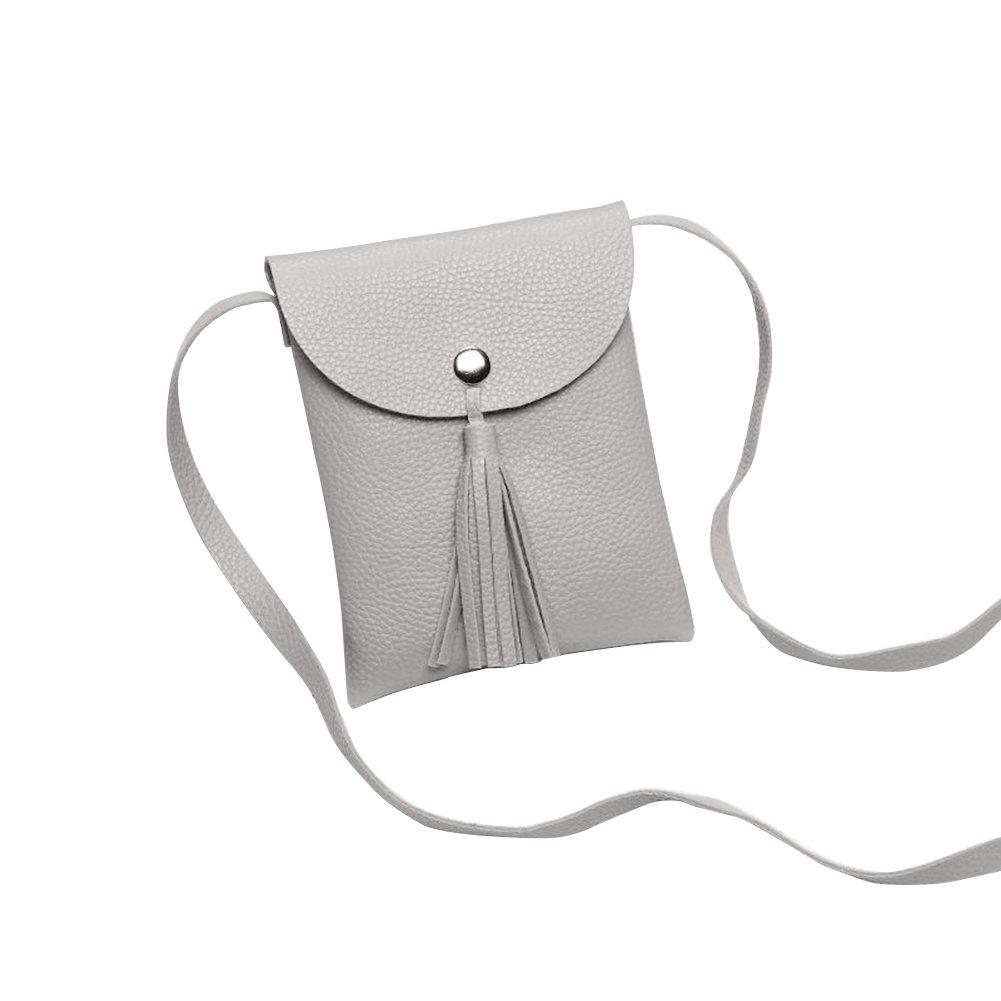 d942c0998c1d Connoworld - Women Fashion Tassel Faux Leather Envelope Messenger ...