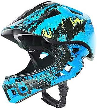Bicicleta BMX scooter Skate casco Combo desmontable plegable Push ...