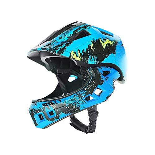 Bike BMX Scooter Skate Helm Combo Detachable Foldable Push
