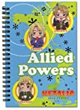 Great Eastern Entertainment Hetalia SD Allied Powers Notebook