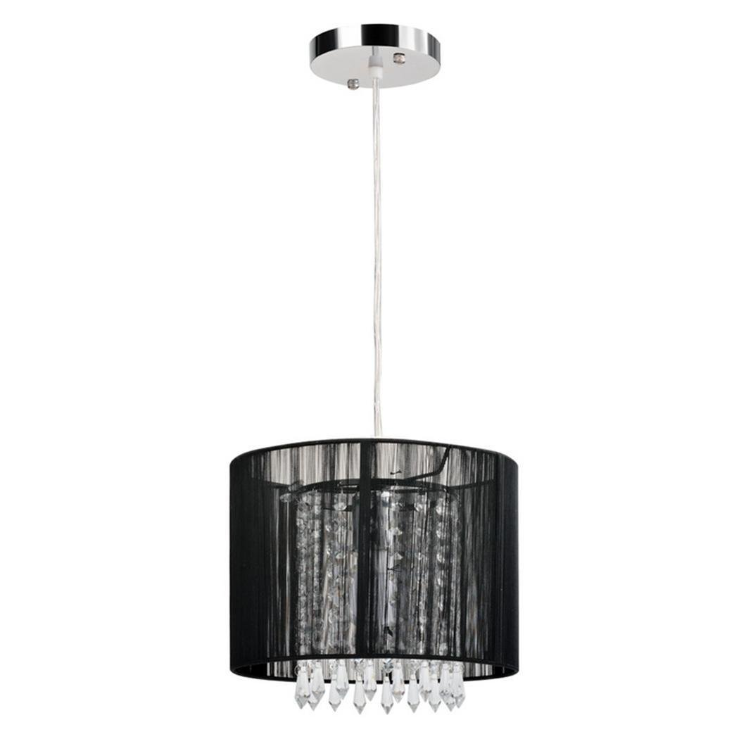 Fashine Crystal Modern Pendant Chandelier Ceiling Lamp Light (1)
