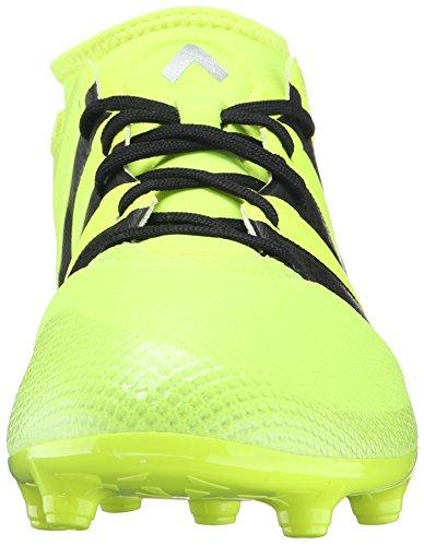 Yellow Mens Silver Ace adidas AG Metallic FG 3 Solar Cleat Performance Black 16 Soccer Primemesh P6wEqgw5