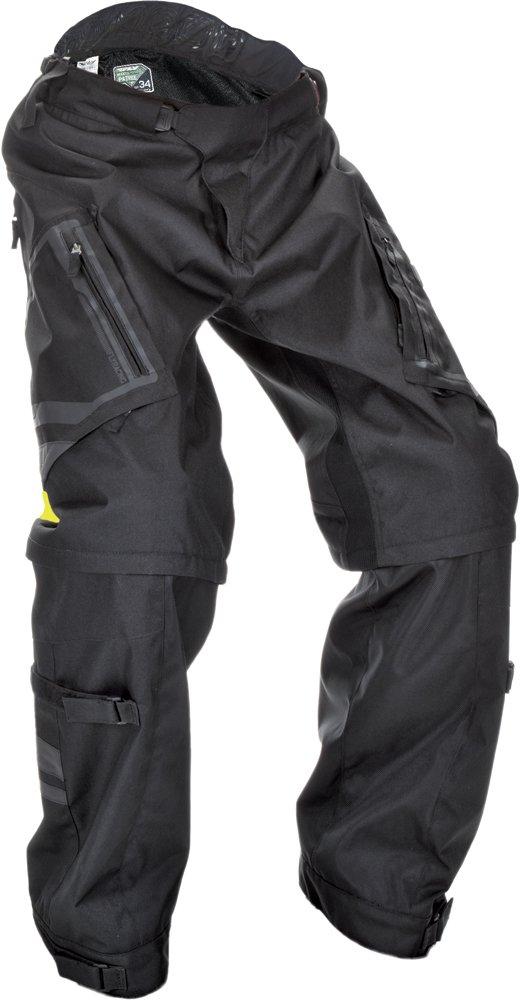Fly Racing Unisex-Adult Patrol Pants Black Size 36