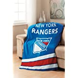 Sunbeam New York Rangers NHL Heated Throw Blanket