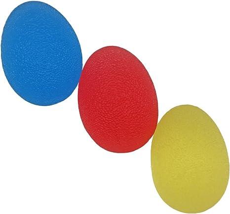 Dedo pelota para ejercicios de mano agarre fortalecimiento terapia ...