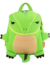 YISIBO 3D Cartoon Kids Backpack,Waterproof Cute Toddler Backpack (Variations)