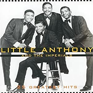 Little Anthony & the Imperials - 25 Greatest Hits