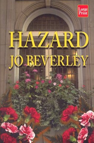 book cover of Hazard