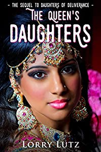 The Queen's Daughters by Lorry Lutz ebook deal