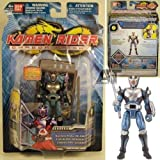 Kamen Rider Dragon Knight Blank Form 4 Inch Collectible Figure