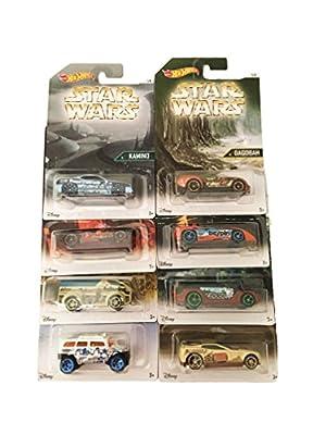Hot Wheels Star War Bundle
