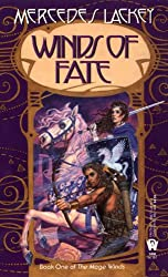 Winds of Fate by Mercedes Lackey fantasy book reviews