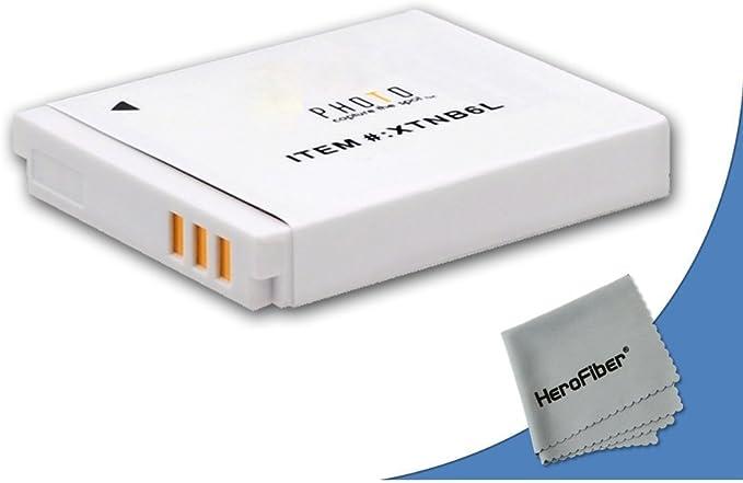 NB-6L NB-6LH Batería Cargador Para Canon Powershot SX280 SX270 SX260 SX240 Hs