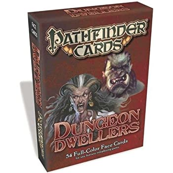 Amazon.com: Pathfinder Face Tarjetas: Shattered Star ...