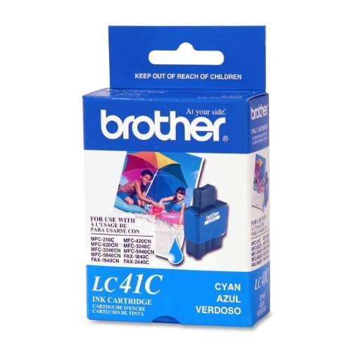 brother lc41 ink - 8