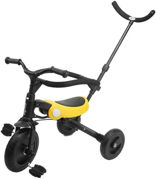XRQ Triciclo para Niños 3 En 1 La Primera Bicicleta para Niños Y ...