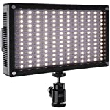 Genaray LED-7100T 312 LED Variable-Color On-Camera Light(6 Pack)