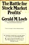 img - for The battle for stock market profits: (not the way it's taught at Harvard Business School) book / textbook / text book