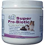 SUPER PRO-BIOTIC FOR CATS AND DOGS - supports normal food digestion and absorption