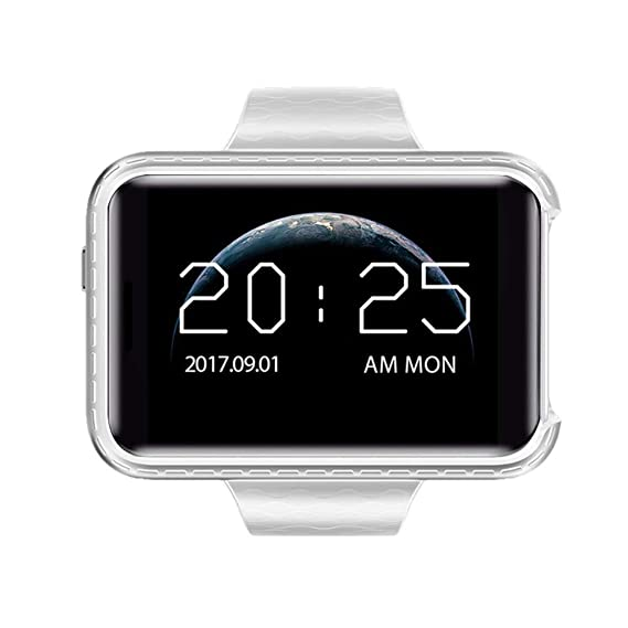 Amazon.com: Smartwatches I5S Large Screen Smart Mobile Watch ...
