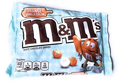 orange vanilla cream m and m s