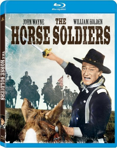 The Horse Soldiers [Blu-ray] by 20th Century Fox