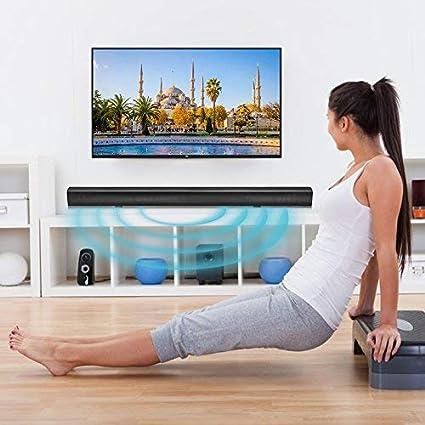 Amazon.com: Barra de sonido, mhhdal barras de sonido para TV ...