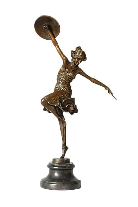 Toperkin Roman Knight Home Decor Lady Manual Metal Artwork Sculpture Statue TPE 464 Amazonca Kitchen