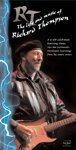 Price comparison product image RT: The Life and Music of Richard Thompson