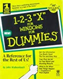 1-2-3 for Windows 98 For Dummies
