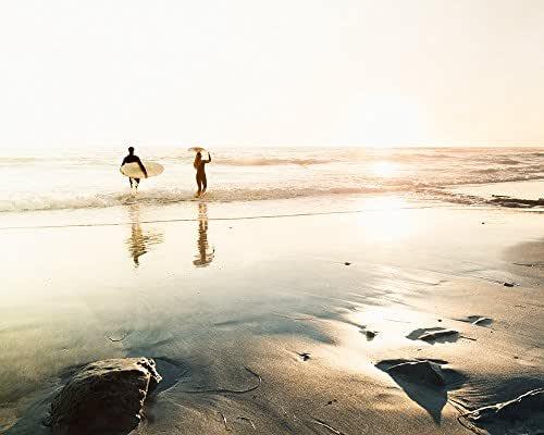 Amazon.com: Surf Photography, San Diego Beach Print, Swami