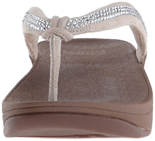 FitFlop? Crystal Swirl Infradito Nuovo Tg 38 Sc.