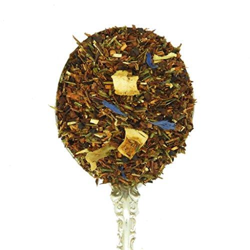 Whistling Kettle Tea - Loose Leaf Tea - 4 Ounces (Lemon Souffle) - Rooibos - Honeybush - Lemon Grass