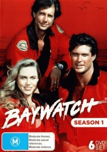 DVD : Baywatch: Season 1