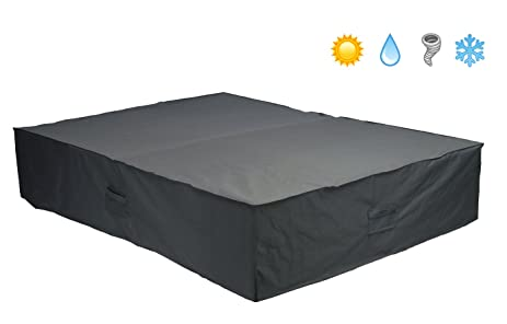 Patio Watcher 108 Inches Patio Furniture Cover Durable And Water Resistant Outdoor  Furniture Sets Cover With