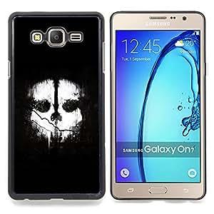 GIFT CHOICE / Teléfono Estuche protector Duro Cáscara Funda Cubierta Caso / Hard Case for Samsung Galaxy On7 O7 // Two Face //