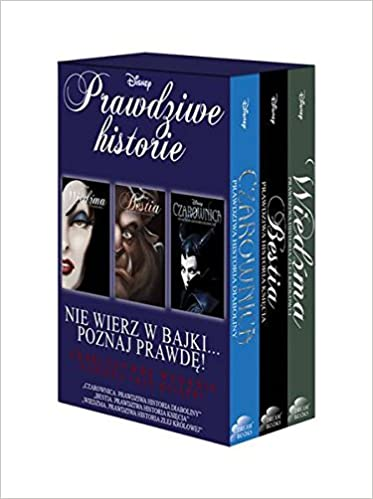Book Prawdziwe Historie. Pakiet