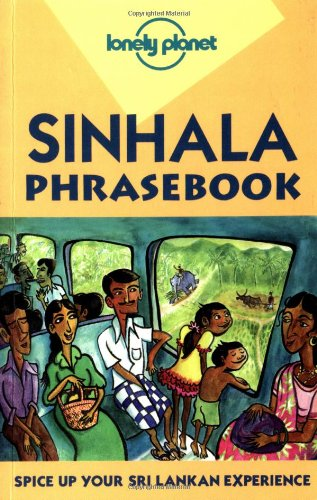 Lonely Planet Sinhala Phrasebook